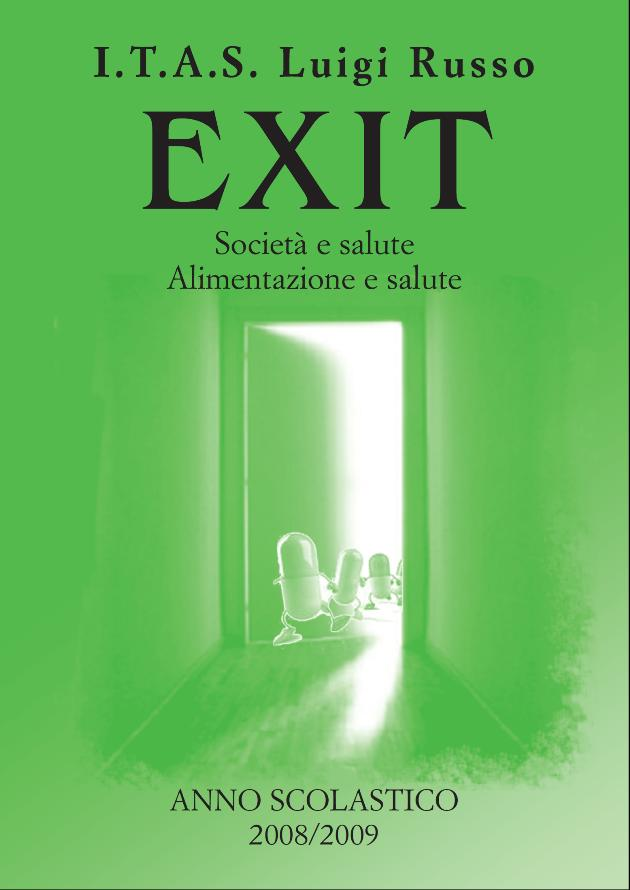 exit 2008 2009 cover